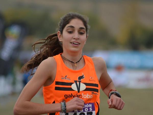 Ángela Viciosa, seleccionada para el Campeonato del Mundo ISF de Campo a través.