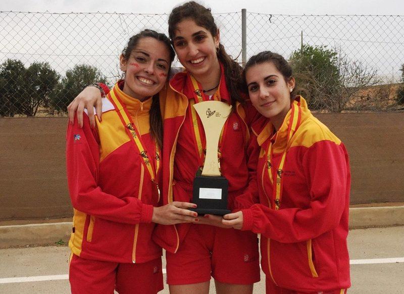Ángela Viciosa gana el Campeonato de España de Campo a través por clubes