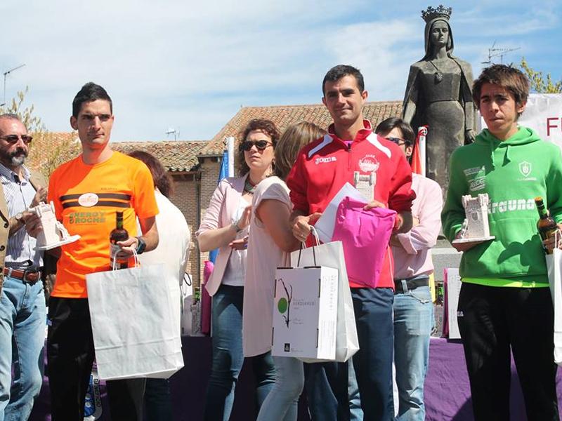 Media Maratón de Medina del Campo 2014