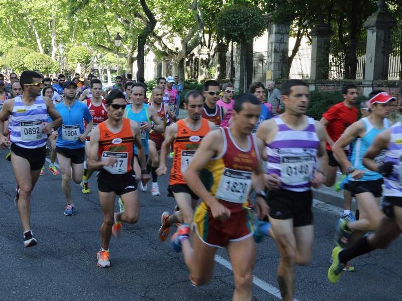 Media Maratón Universitaria 2014