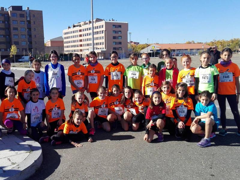 Juegos Escolares de Valladolid 2017