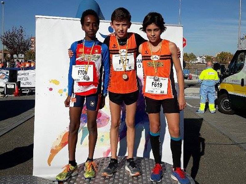 Juegos Escolares de Valladolid 2017-09