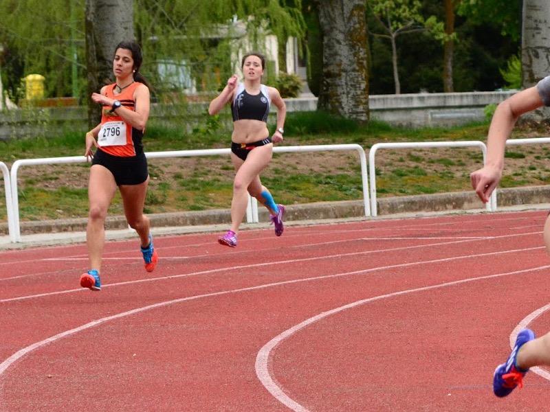 Pista atletismo de Burgos