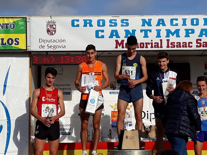 XLVII Cross de cantimpalos 2018