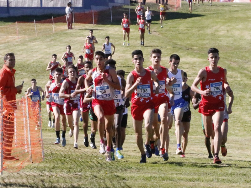 Campeonato de España de cross por selecciones Cáceres 2019