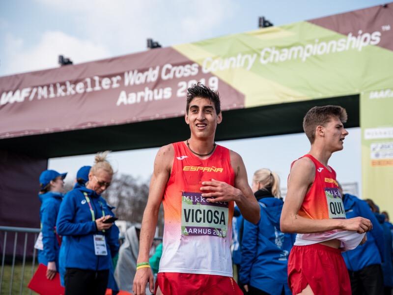 Campeonato del Mundo 2019 Aarhus